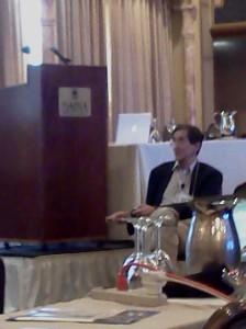 Prof Grossberg @ Intellifest 2012